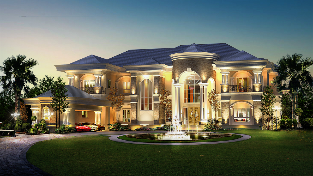Luxury Home 06